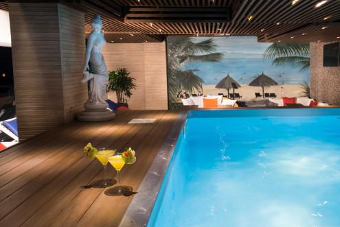Harmony saigon hotel spa 4 star hotel in ho chi minh - Star city swimming pool ...