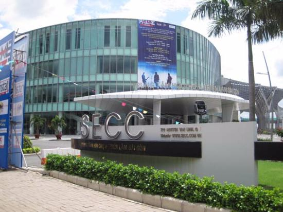 Saigon Exhibition & Convention Center (SECC)